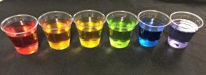 Density Rainbow