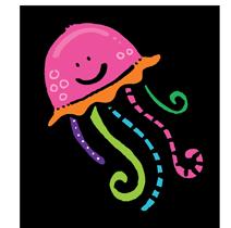 LED Jellyfish
