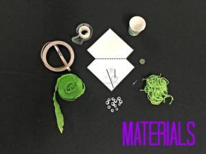 LED Jellyfish Materials List