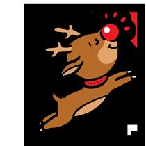 Circuit Reindeer