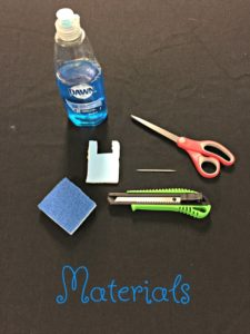 Surface Tension Bath Toy Materials