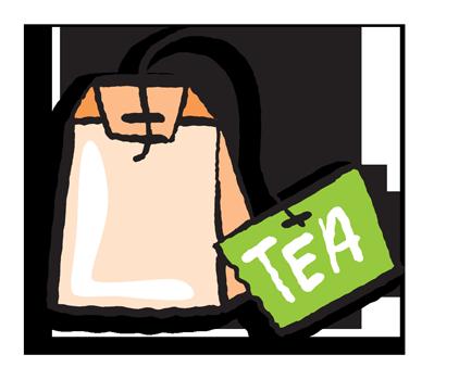 Tea Bag Rocket