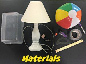 Winter Solstice Materials List
